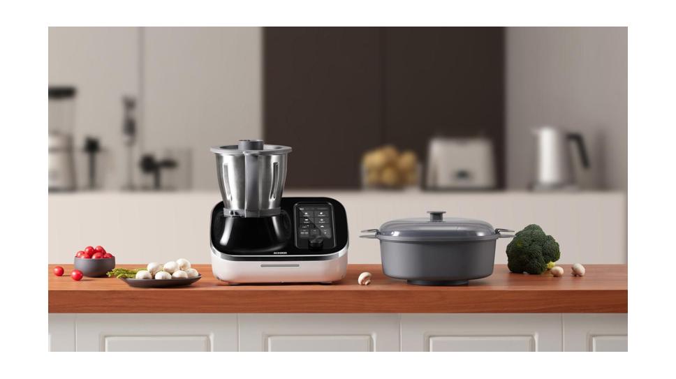 """众筹达成率超500%!圈厨料理机器人重新定义厨电""""新物种"""""""